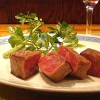 お箸で食べる洋風懐石「おまかせ料理」発祥のお店
