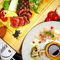 「淡路の魚と淡路牛」新鮮な淡路島の食材をイタリアンで気軽にどうぞ
