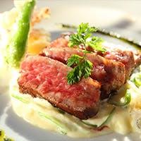 食材は鎌倉でとれた新鮮な魚介とブランド野菜を使用しております