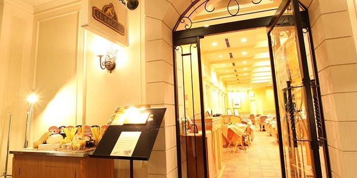 崎陽軒本店 イタリア料理 イルサッジオ