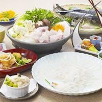 四季折々の食材をもとに、大切なお客様をまごころ込めておもてなし