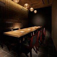 渋谷エリアでのお買い物やデート時のお食事にも最適な隠れ家レストランです