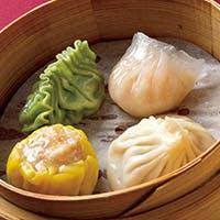 手作り点心と中華を中心としたアジアン料理 ファミリーはもちろん団体利用にも便利