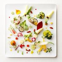 日本の野菜と食材にこだわったイタリアンキュイジーヌ