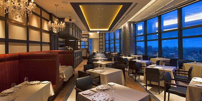 記念日におすすめのレストラン・Ar's Italian Cuisine/汐留シティーセンター41Fの写真1