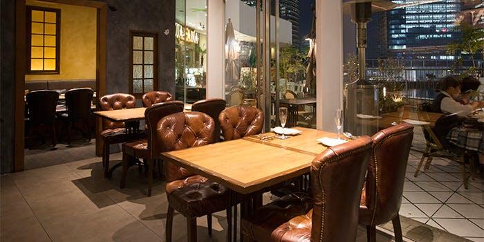 記念日におすすめのレストラン・BISTRO RUBANの写真1