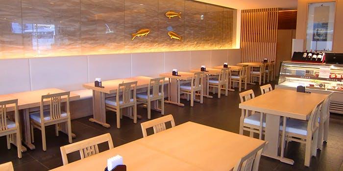 記念日におすすめのレストラン・日本料理 鯉之助の写真1