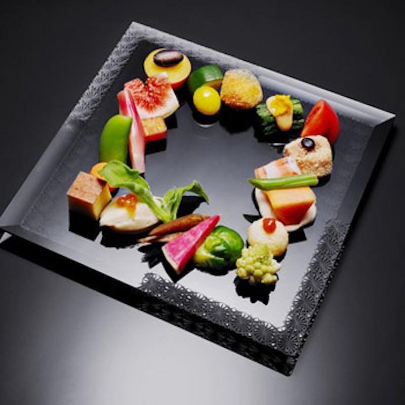 【お昼のおまかせコース】お気軽に四季折々のお料理を楽しめるランチコース