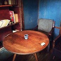 元麻布にある古民家をそのまま使った一軒屋の和食料理屋