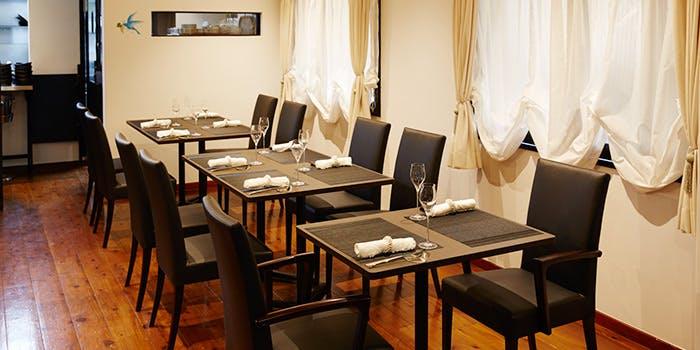 記念日におすすめのレストラン・Oiseau Bleuの写真1