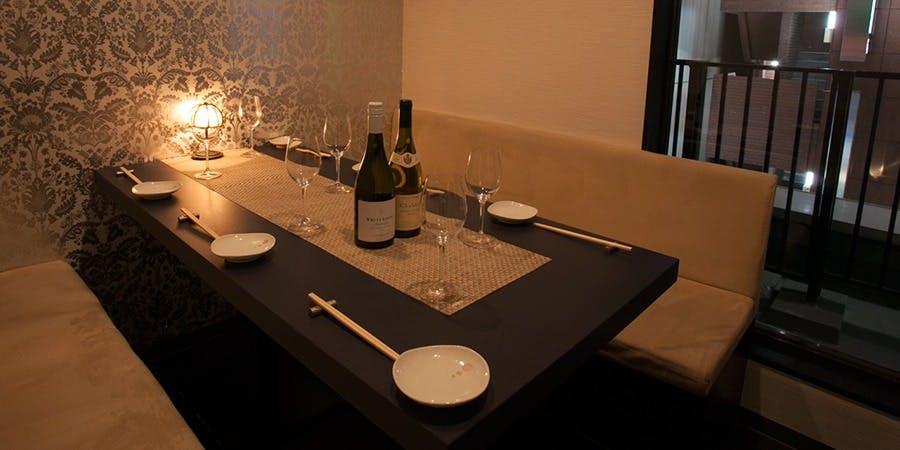 記念日におすすめのレストラン・DIAMOND FISHの写真1