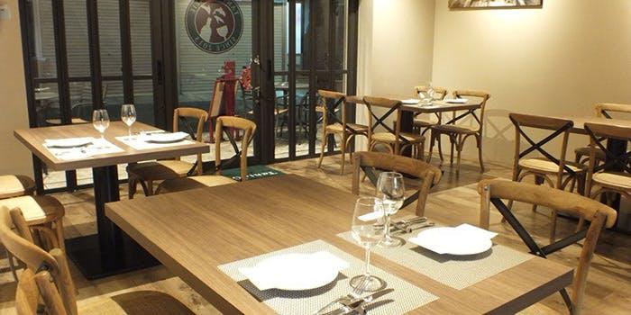 記念日におすすめのレストラン・Tante Grazieの写真1