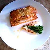 季節の京野菜を活かした正統派フレンチ