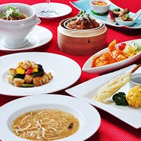 贅沢食材を使った伝統的な中国料理をお愉しみ頂けます