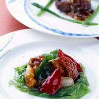 広東料理をベースにした新感覚のオリジナル料理