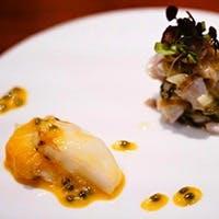 ジャンルレスに、旬を感じる魚料理