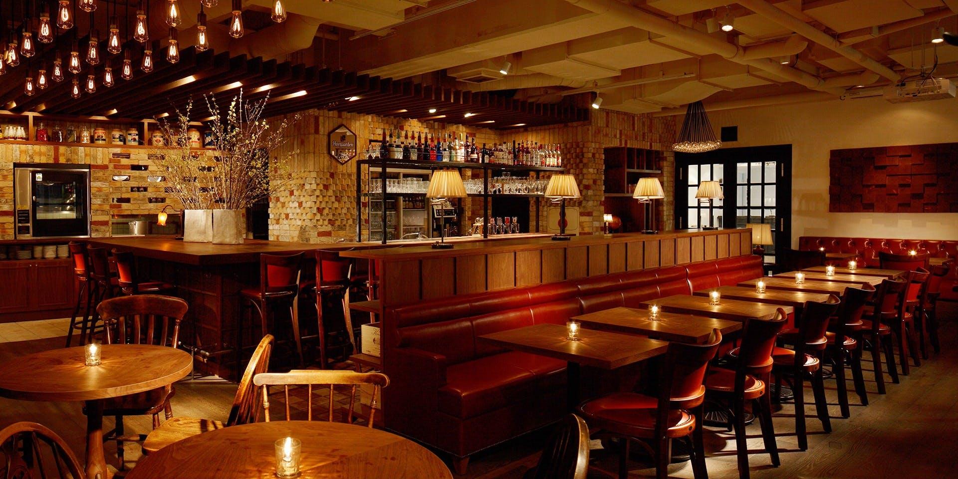 記念日におすすめのレストラン・Cafe & Rotisserie LA COCORICO 上野/ホテルサンルートステラ上野の写真1
