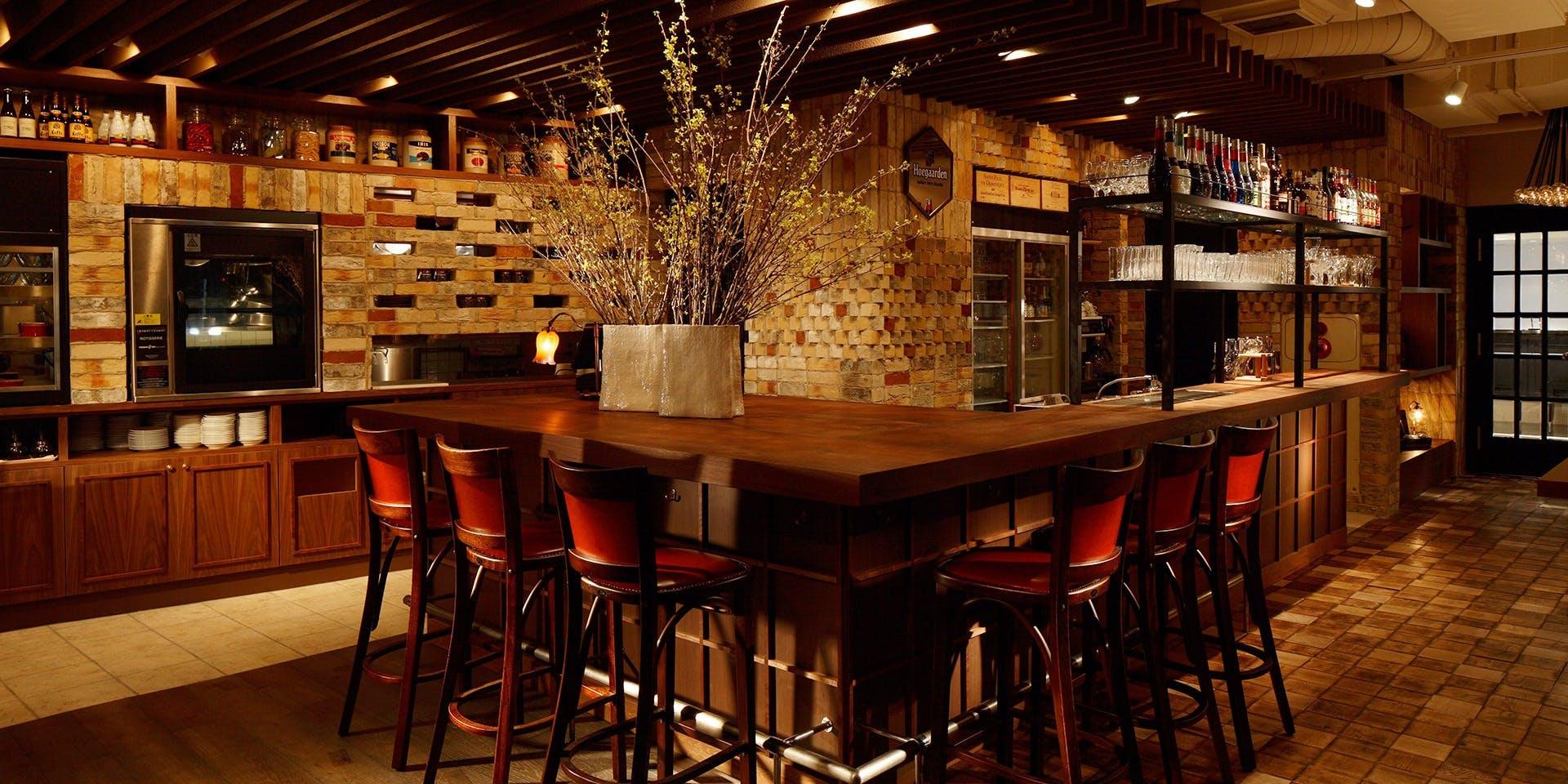 記念日におすすめのレストラン・Cafe & Rotisserie LA COCORICO 上野/ホテルサンルートステラ上野の写真2