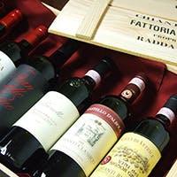 お手頃ワインからヴィンテージものまで、シーンに合わせたワインをご用意