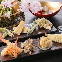 日本料理「さくら」天ぷらカウンター/ヒルトン東京お台場
