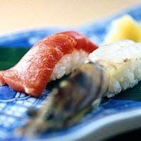 旬のネタを江戸前寿司でご堪能