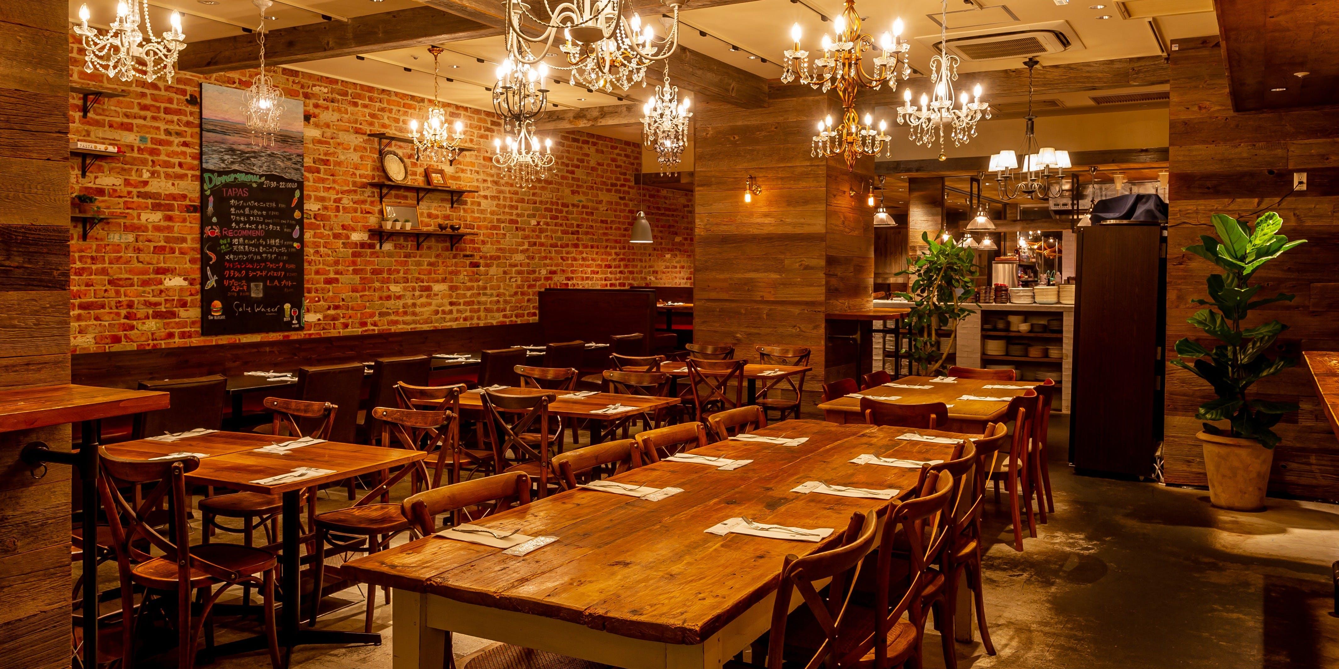 記念日におすすめのレストラン・Salt Water by David Myersの写真1