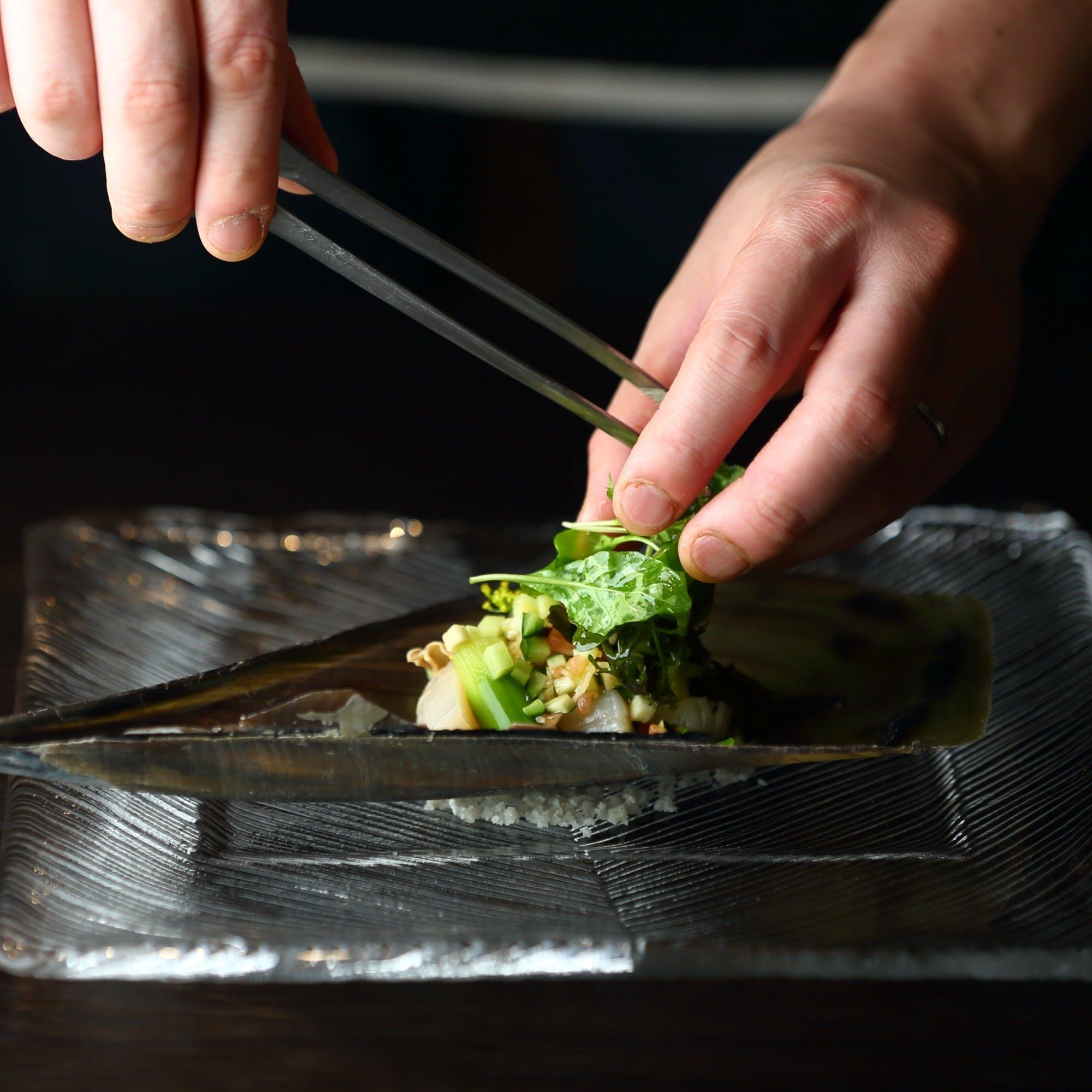 自然食材にこだわり、最大限に食材の味を生かす調理法