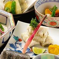 旬の食材と美酒を隠れ家のような和空間で味わう、本格的割烹料理の老舗