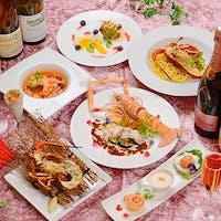 銀座 海老専門レストラン マダムシュリンプ本店