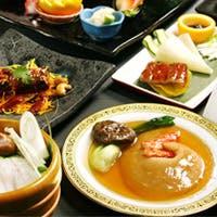 五感で味わう多彩な料理