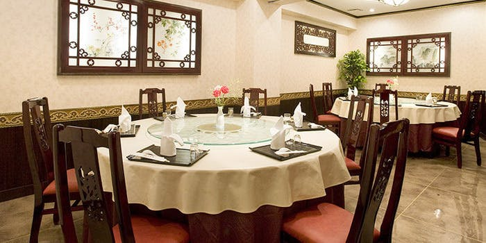 記念日におすすめのレストラン・金香楼の写真1