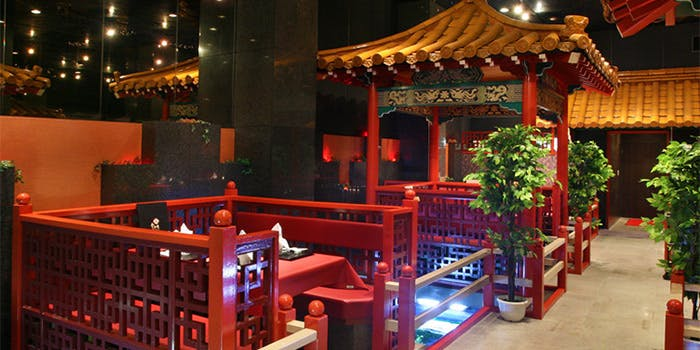 記念日におすすめのレストラン・金香楼の写真2