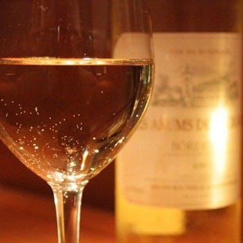 ソムリエ・セレクトワイン&日本酒&焼酎で思う存分楽しいひと時を
