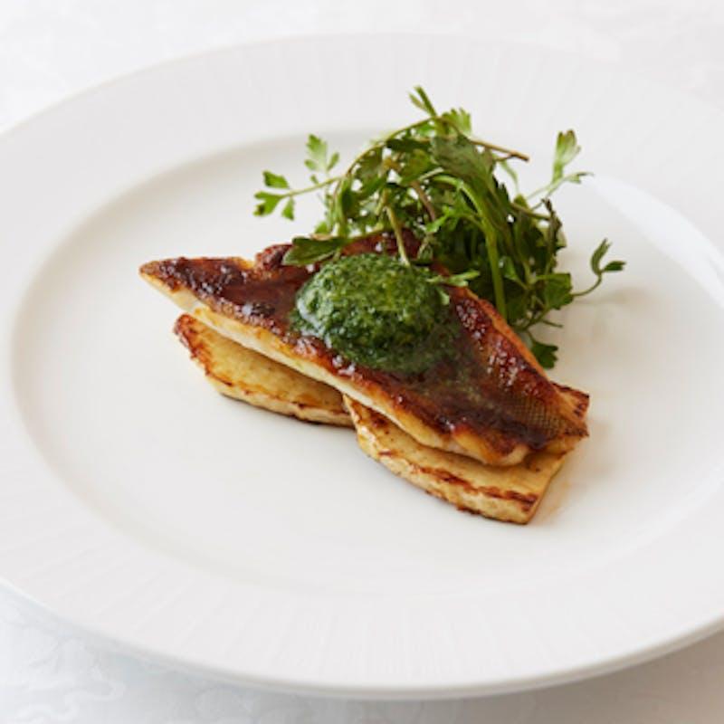 【Menu B】お魚とお肉のWメインなど 全6品