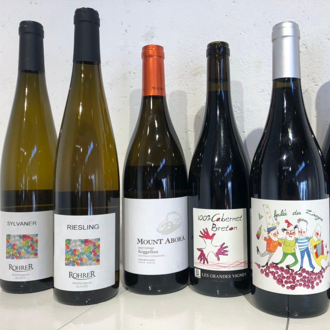フレンチベースの料理とフランスワイン