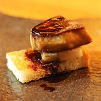 「繊細」な味の鉄板焼き
