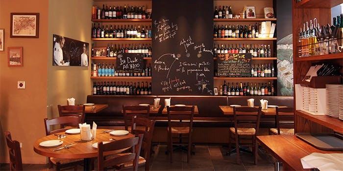 記念日におすすめのレストラン・PIZZA SALVATORE CUOMO 伏見の写真1