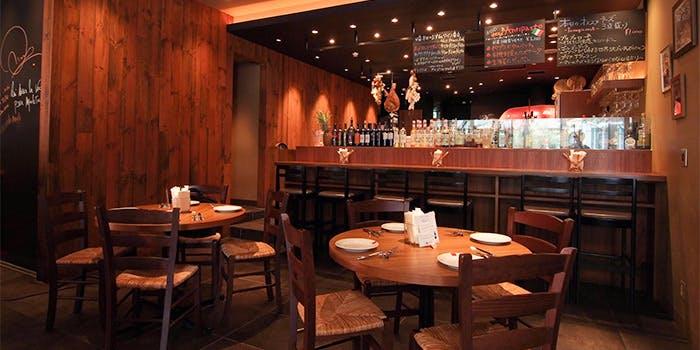 記念日におすすめのレストラン・PIZZA SALVATORE CUOMO 伏見の写真2