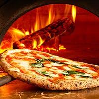 至福のイタリアン、世界NO.1ピッツァを是非お愉しみください