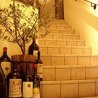 イタリア郷土料理と土着ワインのお店