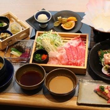 【会席コース】前菜~デザートまで旬の食材や、沖縄県が誇る名物肉等を使用した会席コース