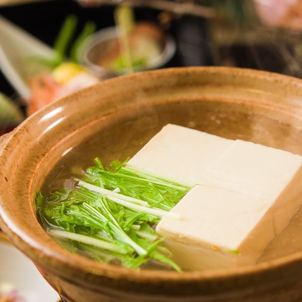 湯豆腐単品