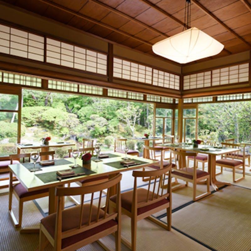 【季節限定】京伝統の季節御膳 全6品+選べる乾杯酒(テーブル席)