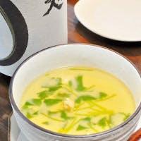 日本酒に合わせた旬の和食、優しい味わいのお料理