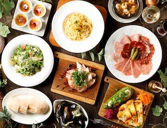 fbe8ec08f40 スペイン料理が楽しめるおすすめプラン 内容に関しましては、直接店舗へのご連絡でお願い致します。 □ドライイチジクとマスカルポーネチーズのカナッペ