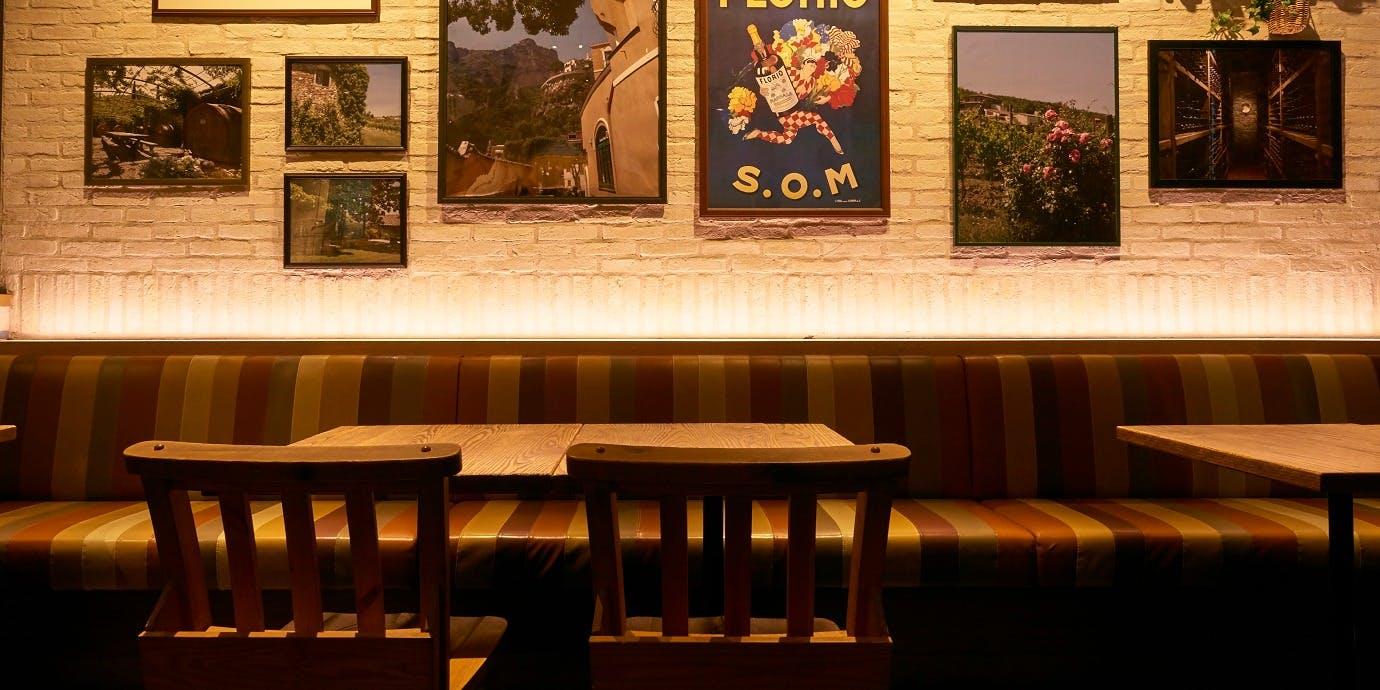 記念日におすすめのレストラン・Mano-e-Mano Pizzeria & Trattoria みなとみらい店の写真1