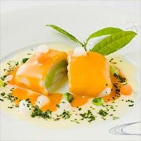 宇治茶の伝統と西欧食文化の王様フランス料理との出合い