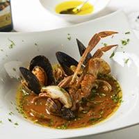 北海道産食材とイタリアンのマリアージュを