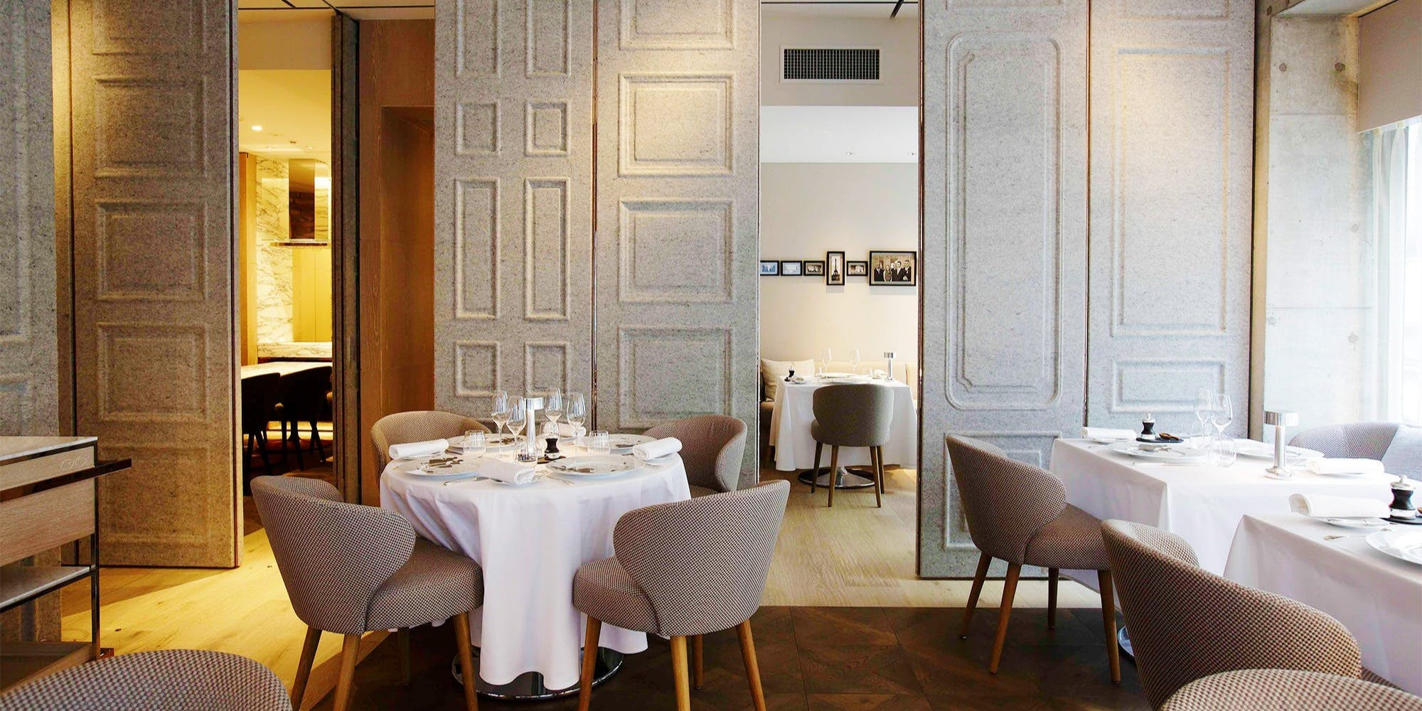 記念日におすすめのレストラン・ドミニク・ブシェ トーキョーの写真1
