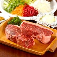 淡路牛など淡路産食材をBBQで